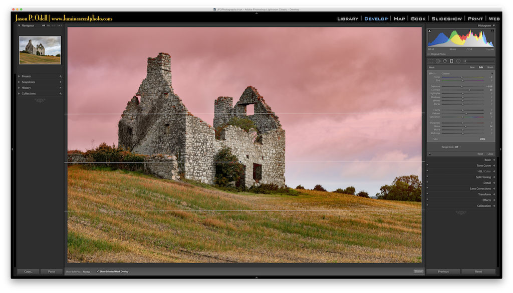 Advanced Lightroom Training with Jason Odell